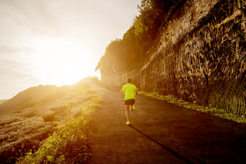 Mbition training plans - the benefits of hill running