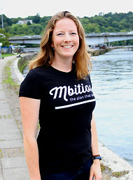 Verity Halliday - COO of Mbition run training plans