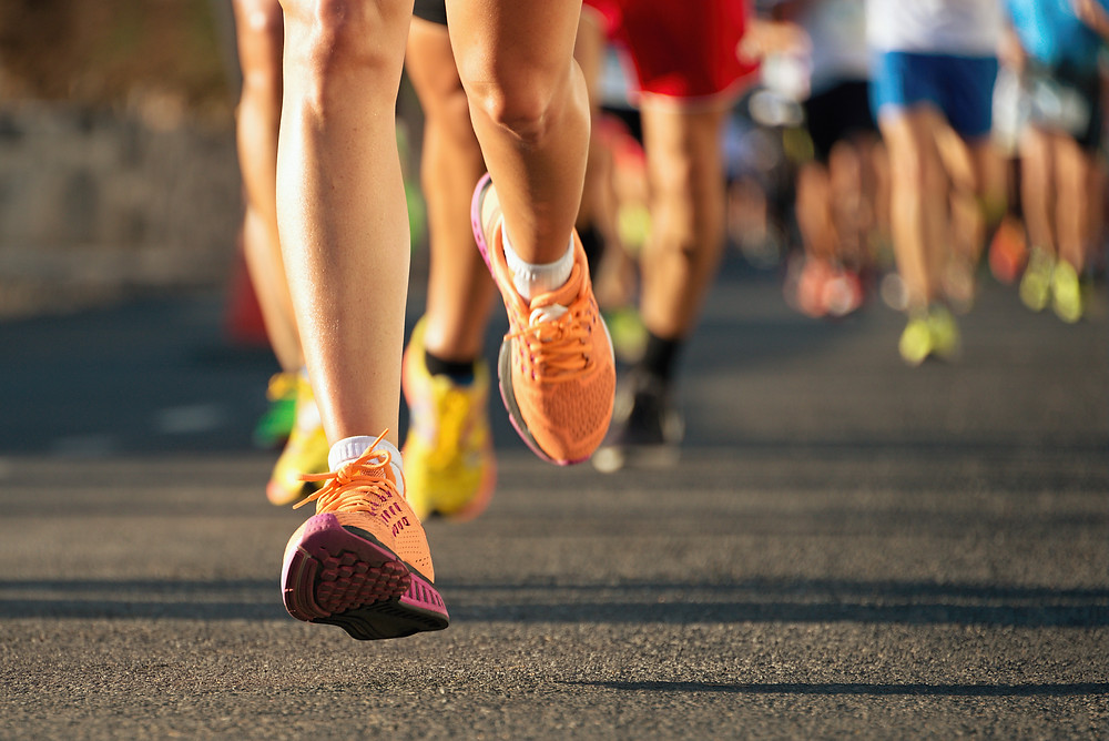 Mbition top tips for pacing your running race