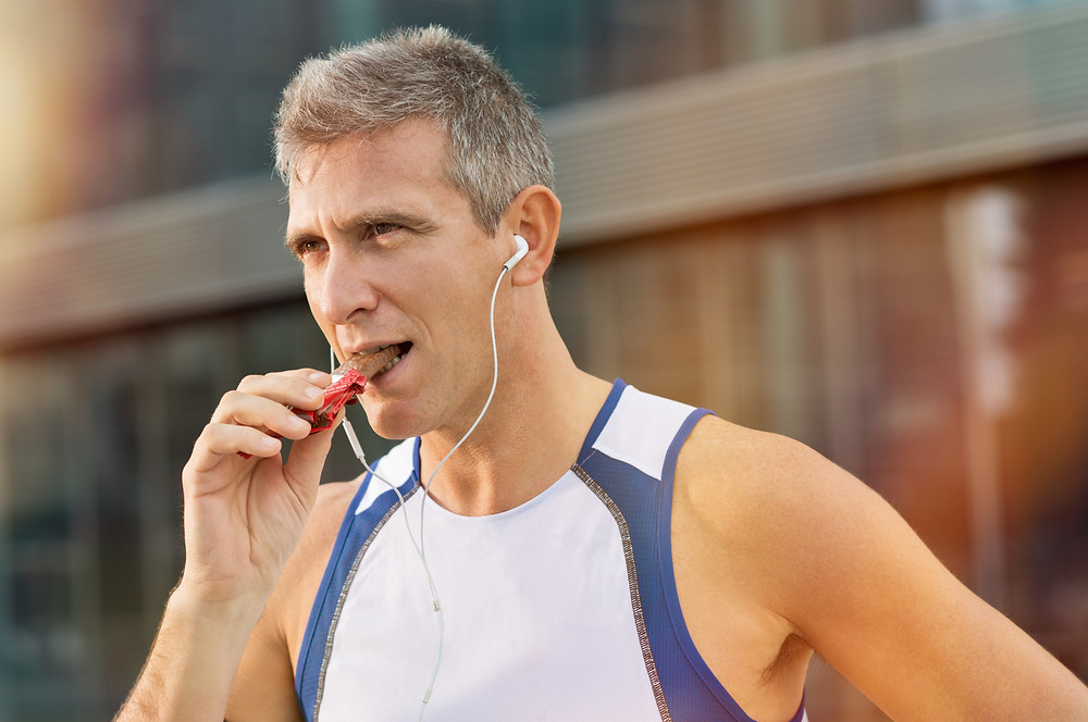 Fuelling your run - it's all about timing!