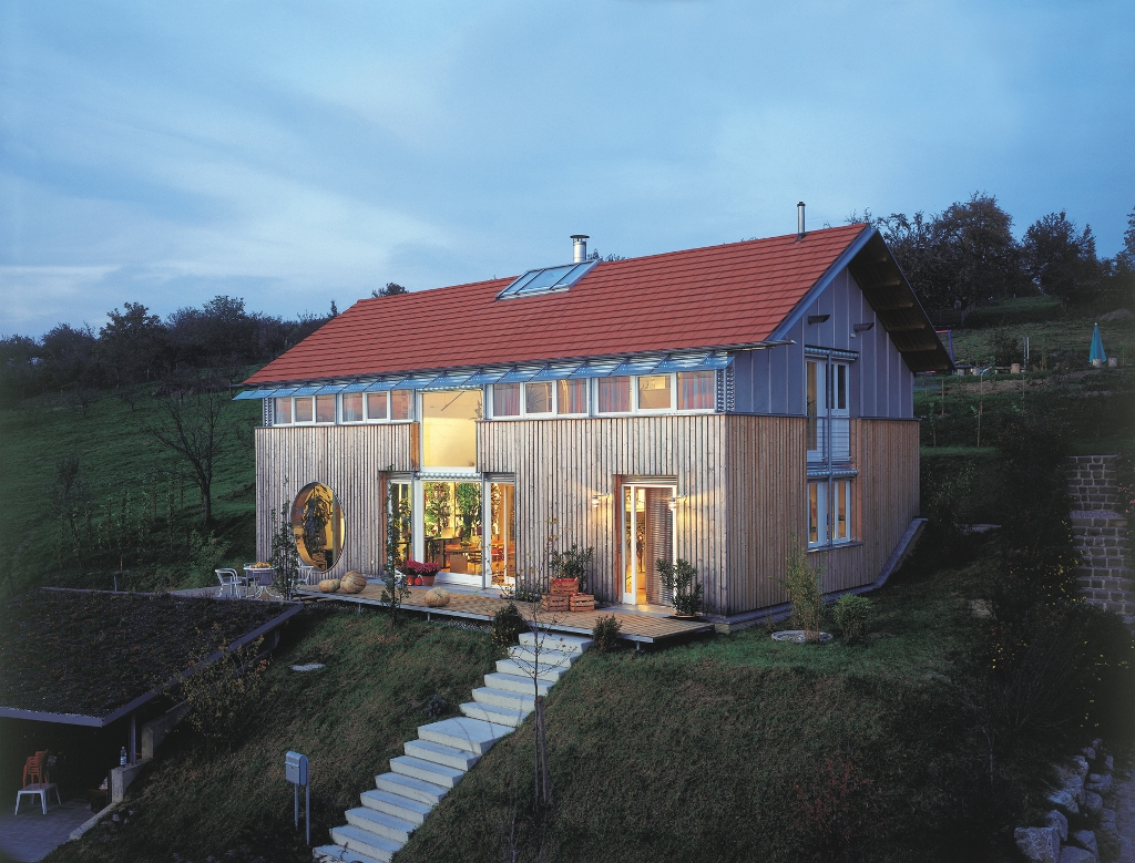Braas_Holzhaus Tegalit
