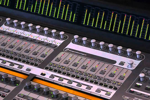 Recording By Hr (Avid C24 Studio A)