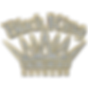 Black King Records Logo Diamond -N- Gold