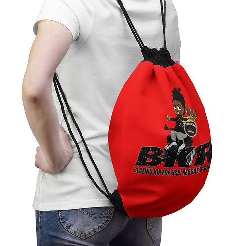 BKR Drawstring Backpack