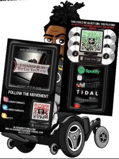 BKR Digital Streaming Cards