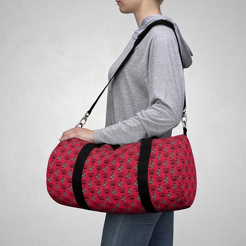 BKR Bling Duffle Bag All Ova Print