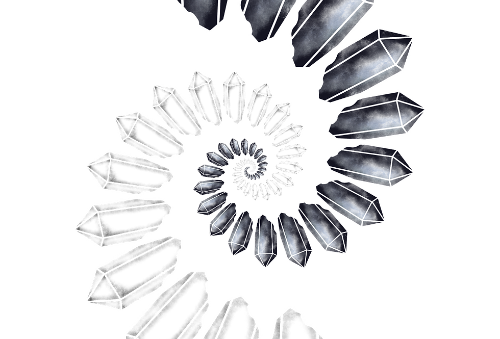 Crystal Formation Identification by Iris