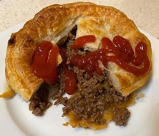 Steve's Aussie Meat Pies