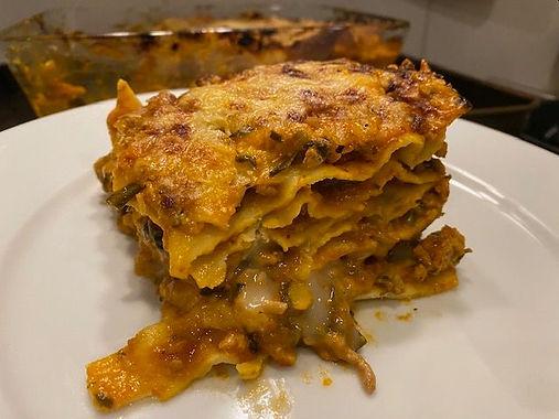 Steve's Lasagne