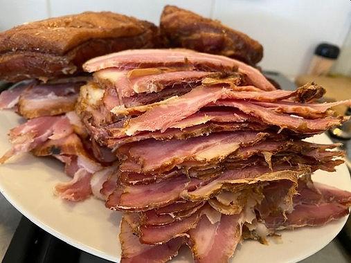 Steve's Bacon Dry Cured Streaky American Style
