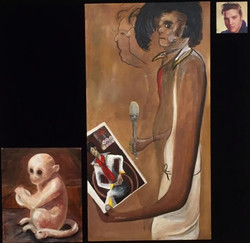Art, Life and a Porcelain Monkey