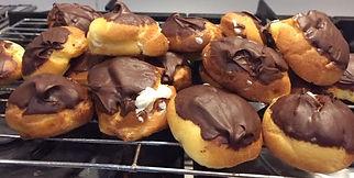 Steve's Choux Pastry (Cream Puffs)