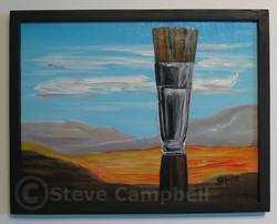 Paintbrush in the Landscape