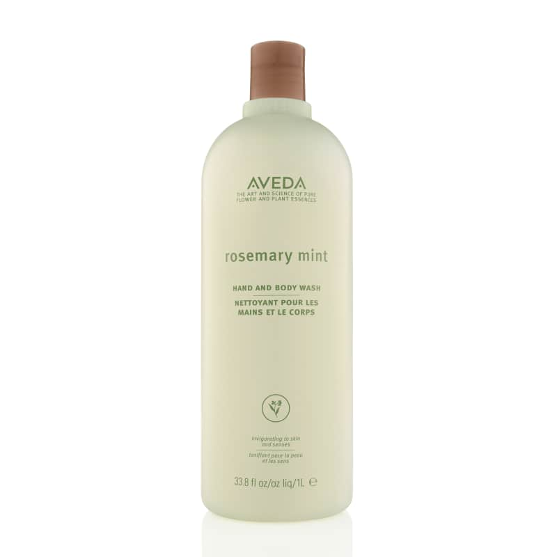 Rosemary Mint Hand & Body Wash $34