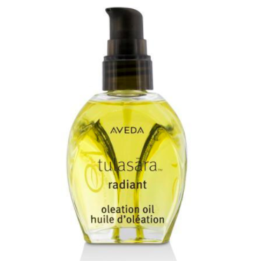 Tulasara Radiant oliation oil $65