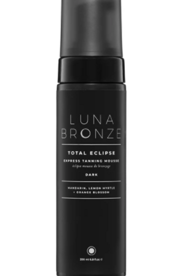 Luna Bronze - Total Eclipse Express Tanning Mousse DARK
