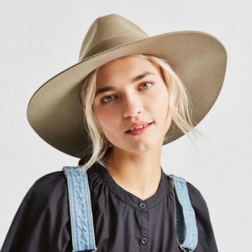 Piper Hat - Dark Khaki