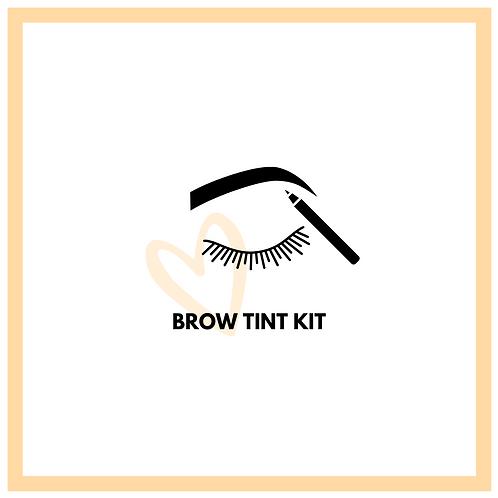 BROW TINT KIT