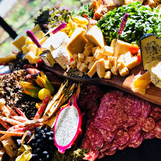 Impress you clients with this spread!
