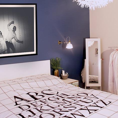 החדר הכחול •