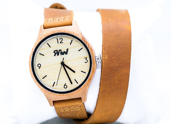 Sycamore (brown strap - wrap around)