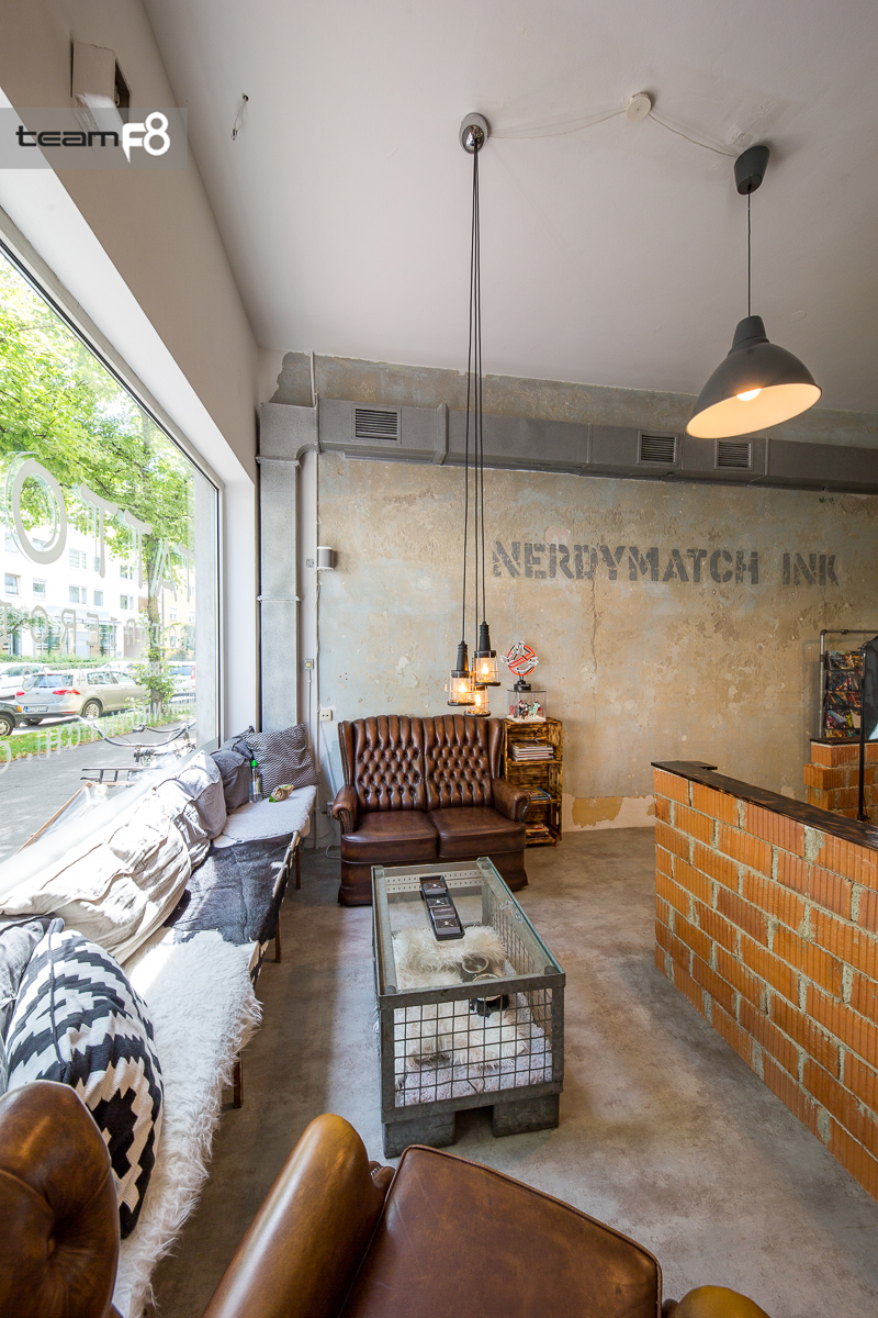 Nerdymatch INK Tattoostudio München
