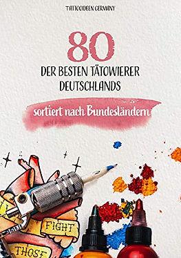 Marvelous_Tattooer von Nerdymatch ink im E-Book die 80 besten Tätowierer Deutschlands