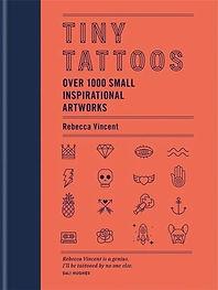 """Loxluna.tattooing im Buch """"Tiny Tattoos"""""""