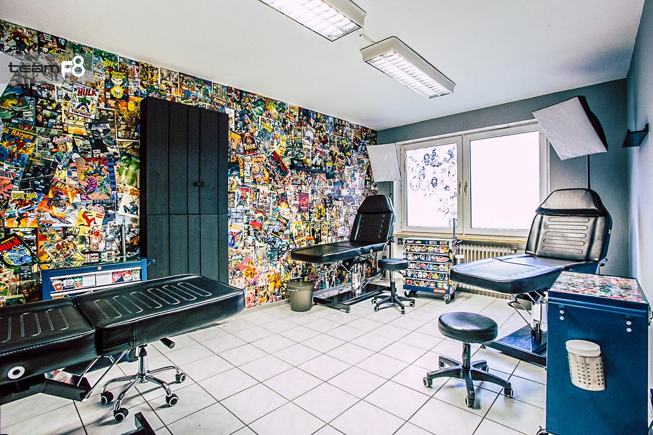 Nerdymatch INK Tattoostudio München
