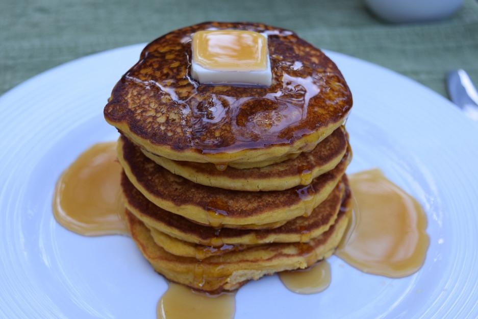 Scrumptious Pumpkin Pancakes