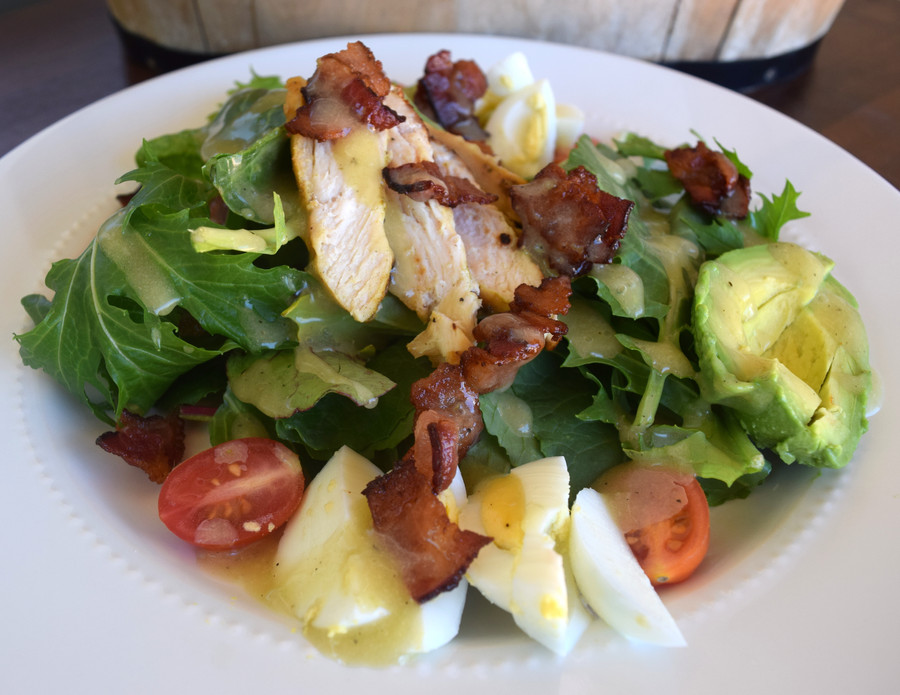 Bacon Dijon Salad