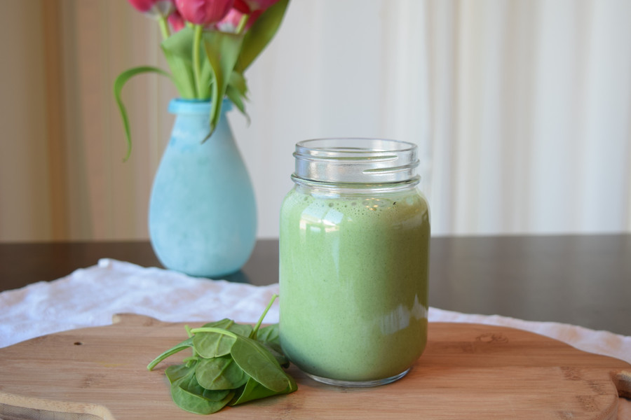 Shamrock Protein Smoothie