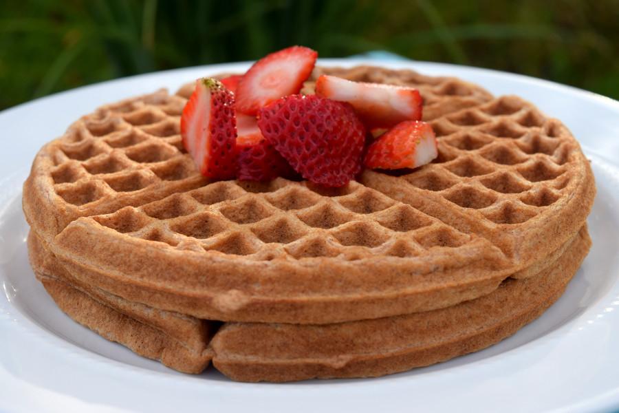 Ultimate Grain-Free Waffles