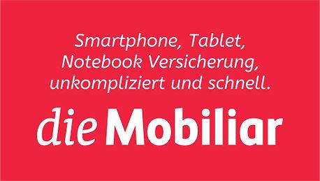 smartphone versicherung mobiliar