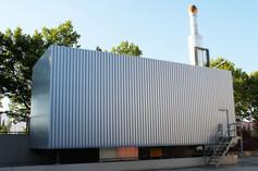 Dieselgeneratoren sorgen im Falle eines Stromausfalles für unterbruchsfreie Stromversorgung.