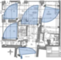 Plan de Couverture Video Surveillance