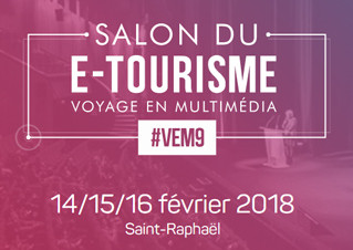 Hotenet vous attend au Salon #VEM9 à Saint-Raphaël