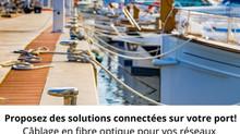 Ports connectés : les plaisanciers veulent un service 3.0 !