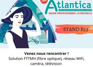 Hotenet présent Atlantica 2020 !