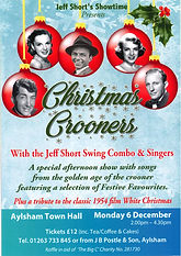 Jeff Short's Showtime - Christmas Crooners