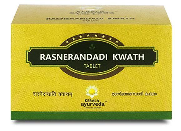 Rasnerandadi Kwath Tablet