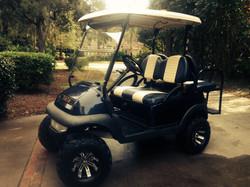 Gas golf cart rental