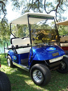 4 person electric golf cart