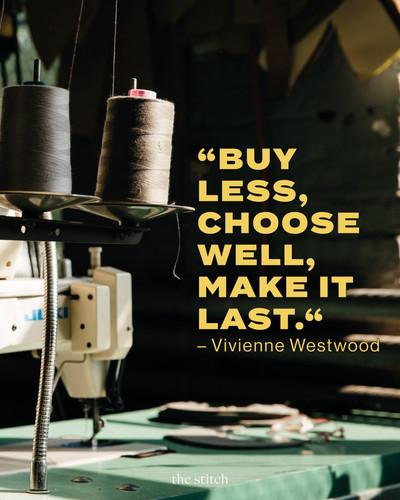 Vivienne Westwood | The Stitch
