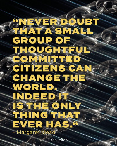 Margaret Mead Quote | The Stitch