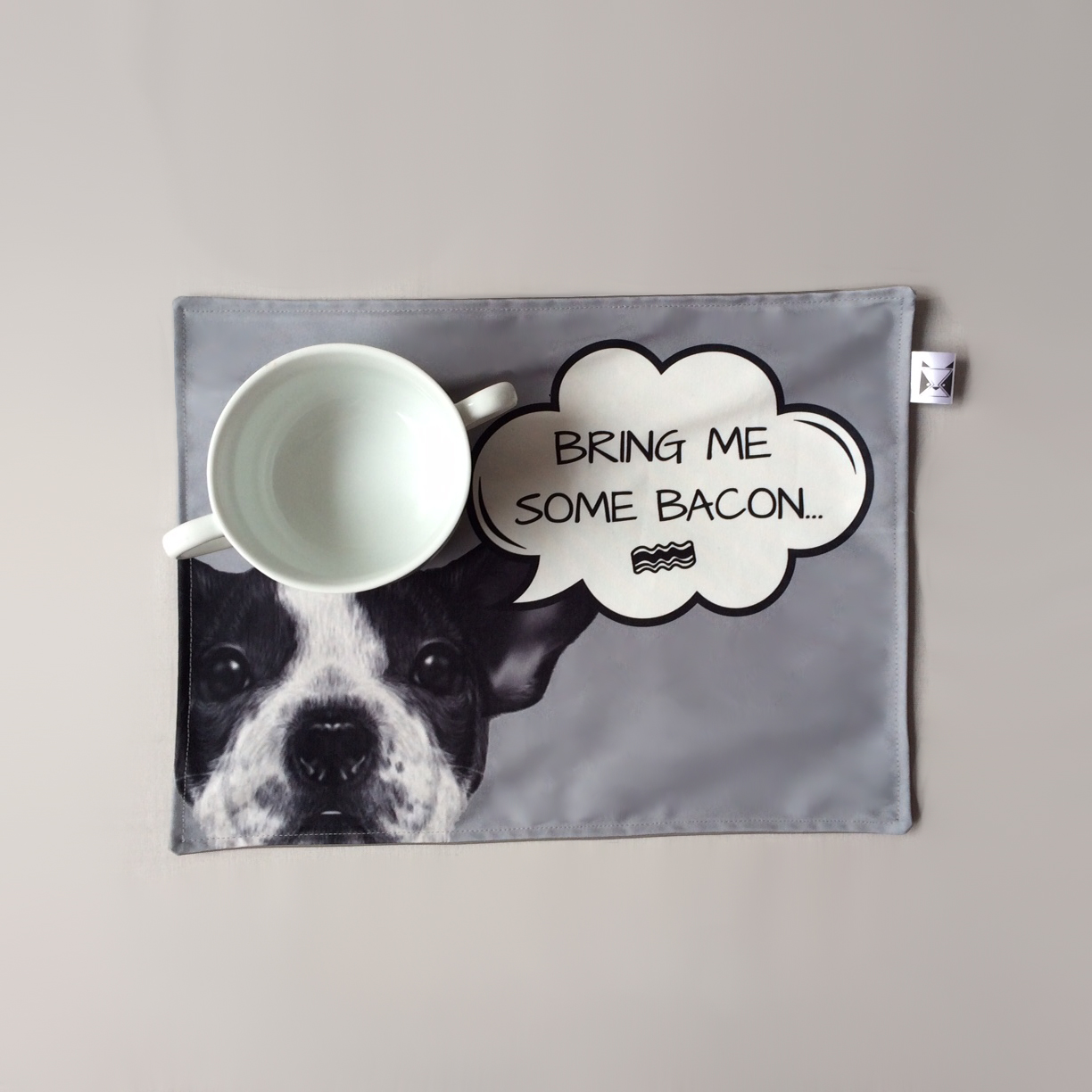 lugar americano dog bacon 1