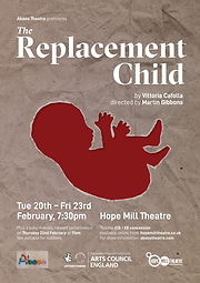 The Replacment Child Flier Front.png