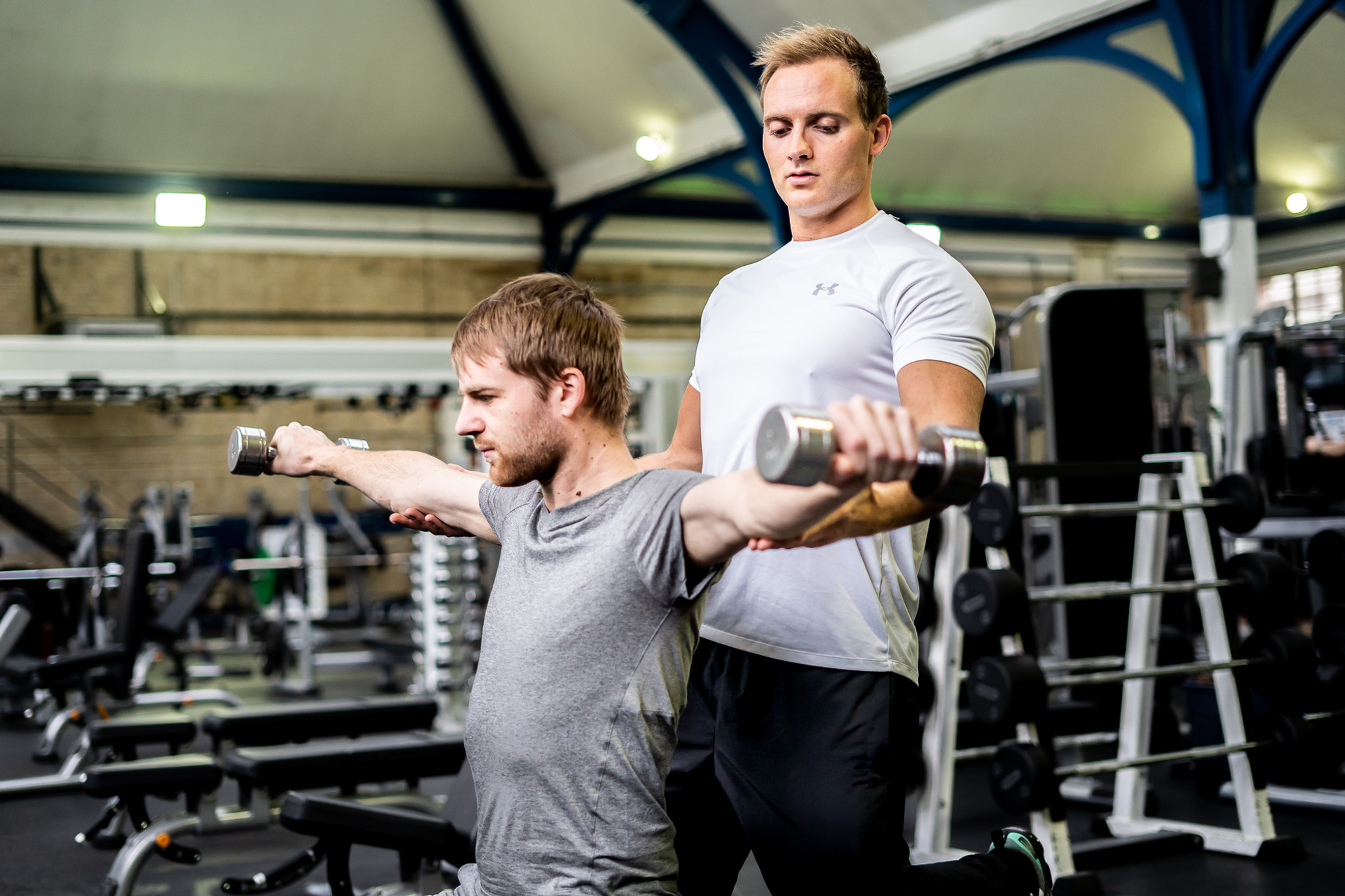 Free Taster Personal Training Session