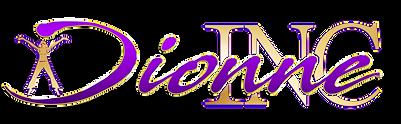 Dionne Inc - Logo Concept 3 FINAL Transp
