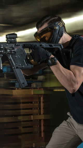 KRYTAC ARMS PRODUCT LAUNCH